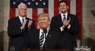 Donald Trump lays out a series of promises in his first speech to Congress. But will he stay true to his word?