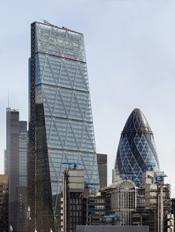 Will business return to these shimmering glass and concrete towers in the wake of the virus?