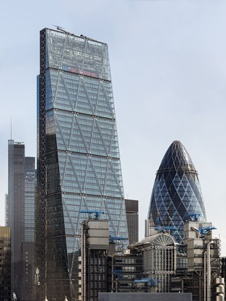 Market Wrap: Cheesegrater sold to Chinese tycoon