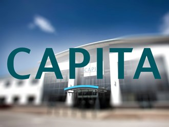 Andy Parker, Chief executive of Capita, one of Britain's biggest outsourcing groups steps down