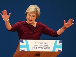 Blue Britain: Tories make sweeping gains in local elections