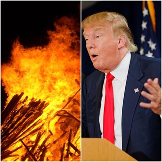 Burn, baby, burn: Trump to ignite bureaucratic bonfire