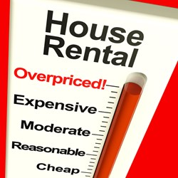 Rent prices are completely 'out of step' with income. All this and more on the News Review