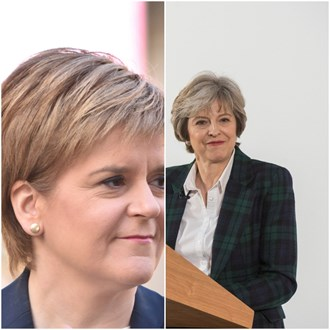 Share Politics: Sturgeon's Scottish spanner