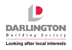 A rise in interest rates will support regional economies, says the Darlington Building Society