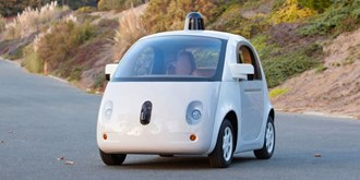 How far away are driverless cars from appearing on British roads?