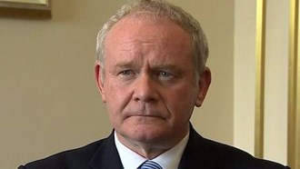 What legacy will former deputy first minister of Northern Ireland, Martin McGuinness leave?