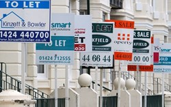 1 in 10 of young Brits are prepared to leave the UK to get onto the property ladder