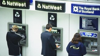 The News Review: RBS and Natwest are to close almost 160 branches due to 400% increase in online and mobile banking