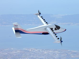 Could there be an electric-powered commercial flight from London to Paris in 10 years