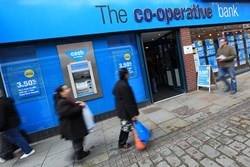 'Banking is not as profitable as it used to be,' says Mike Ingram on potential buyers of the Co-op bank