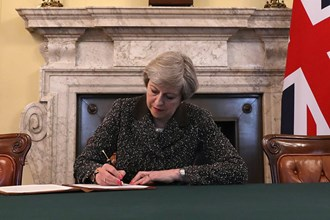 The Article 50 letter has been officially signed by the PM - so what happens next?