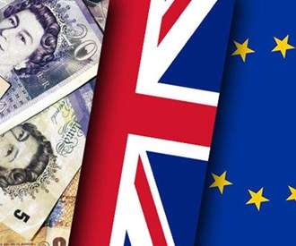 Is the Brexit Bill weighing down on Sterling and shares?