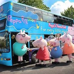 Peppa Pig leads Entertainment One to stronger results