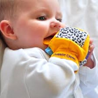 Track Record: Jodine Boothby, founder of Gummee Glove, a teething mitten for babies