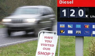 The News Review: Diesel distress