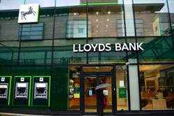 The Share Centre: Taxpayer's stake in Lloyds now below 2%