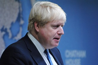 Share Politics: No go for BoJo as G7 meets on Syria
