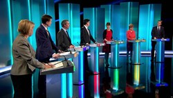 Share Politics: Why is May saying no to a TV debate?