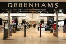 Debenhams expects to suffer at the hands of of a slow down in UK demand