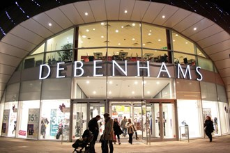 Market Wrap: Debenhams to shut shops as profits shrink 6.4%