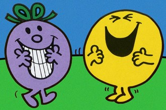 The News Review: How your Mr.Men/Little Miss character can get you hired