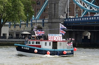 How will Brexit change Britain's fishing industry?