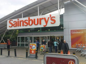 Sainsbury's shares slide as profits fall