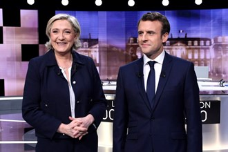 French Presidential Election 2017: Macron & Le Pen claim debate success