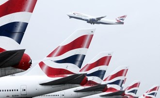 British Airways operating profit soars