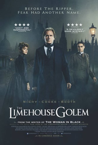 Business of Film: The Limehouse Golem