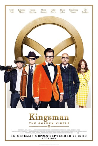Business of FIlm: Kingsman - The Golden Circle