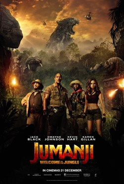 Business of Film: Jumanji - Welcome to the Jungle