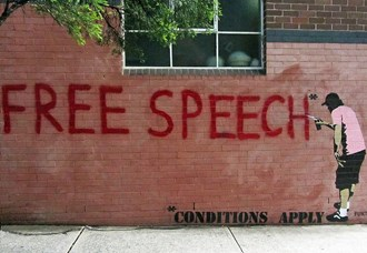 IEA: Are There Limits to Free Speech?