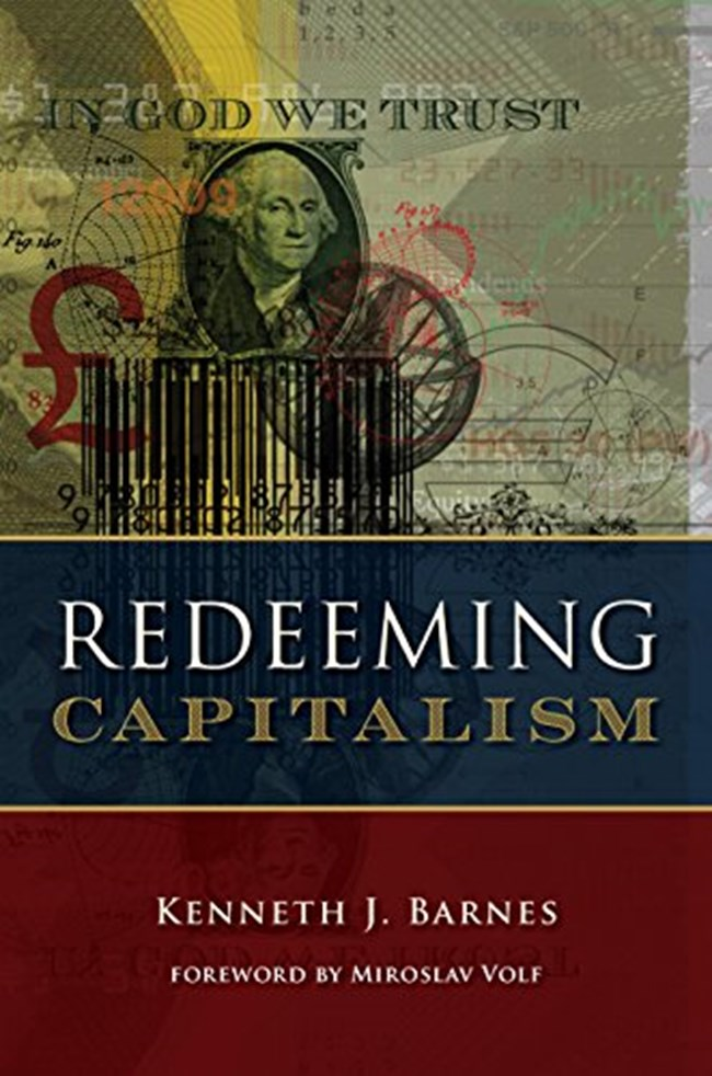 'Redeeming Capitalism' by Kenneth Barnes