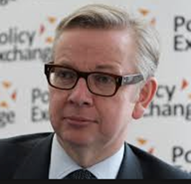 Rt. Hon. Michael Gove MP