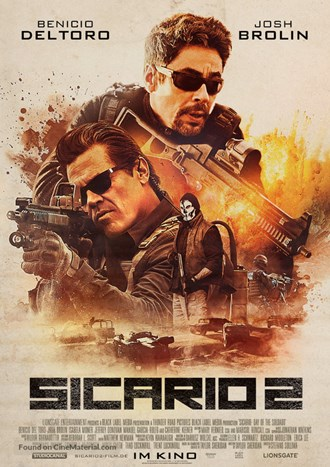 Business of Film: Sicario 2 - Soldado