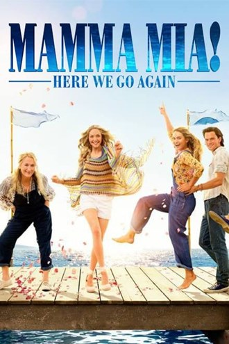 The Business of Film: Mamma Mia - Here We Go Again!