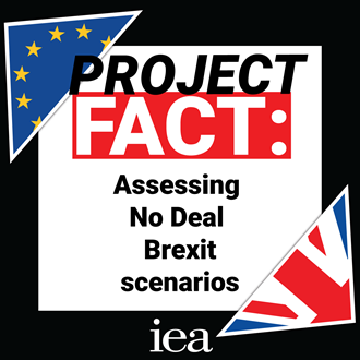 IEA: Project Fact - Assessing 'No Deal' Brexit scenarios