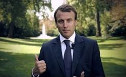 Macron has found it .. why can't we?