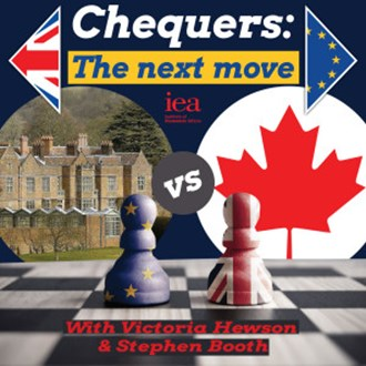 IEA: Chequers, the next move