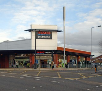 Tesco sells their optician business to Vision Express