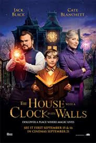 Business of Film: The House with a clock in its walls