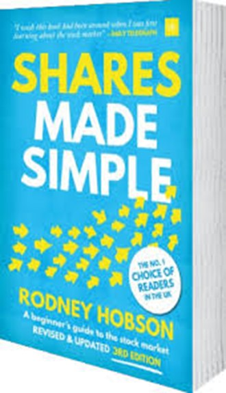 Book Review: Shares Made Simple by Rodney Hobson