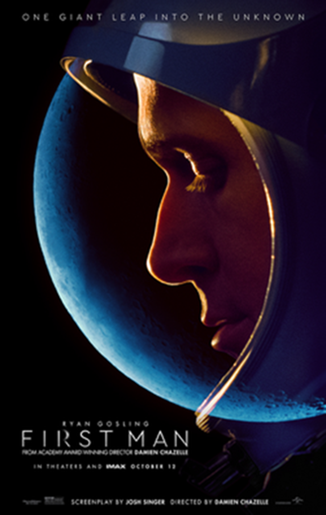 The Business of Film: First Man, Small Foot, and Bad Times at The El Royale