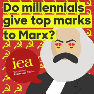 IEA: Do millennials give top marks to Marx?