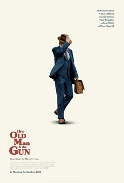 The Business of Film: The Old Man & The Gun