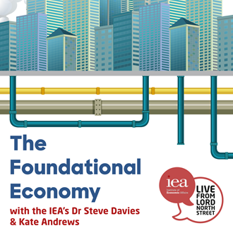 IEA: The Foundational Economy