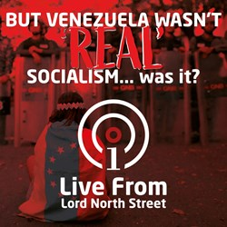 IEA: But Venezuela wasn't REAL socialism… was it?
