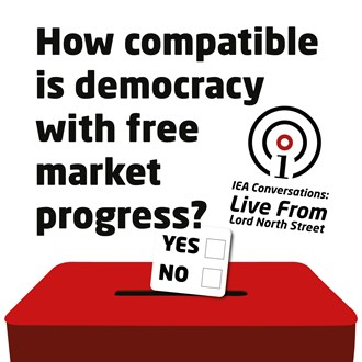 IEA: How compatible is democracy with free market progress?